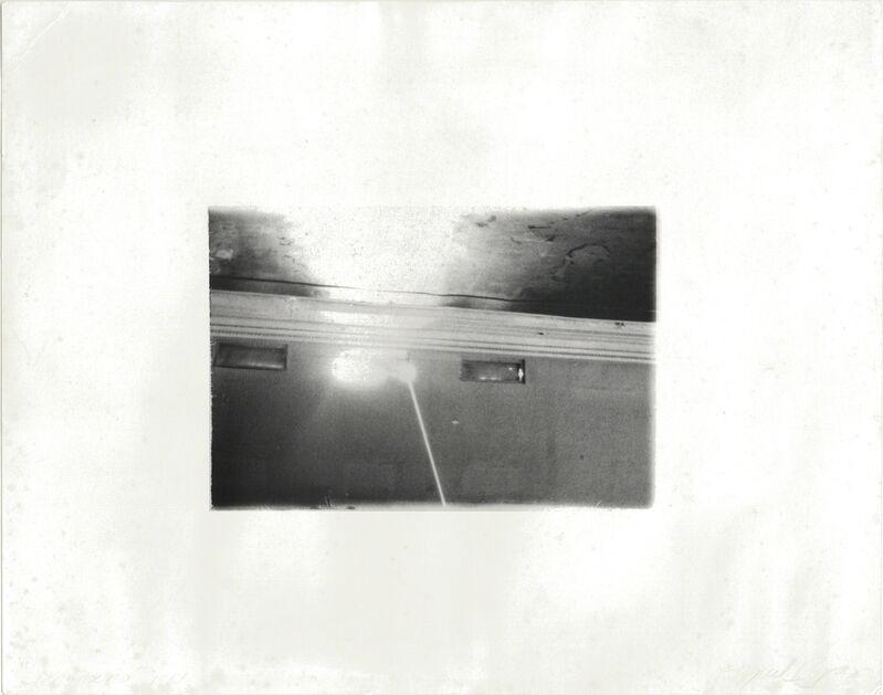 Miguel Angel Rojas, 'FENÓMENO', 1980, Photography, Gelatin silver print, espaivisor - Galería Visor