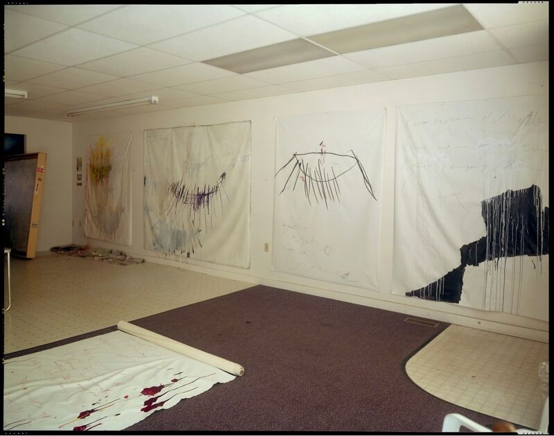 Sally Mann, 'Untitled (Maroon Carpet)', 1999, Photography, Inkjet Print, Gagosian
