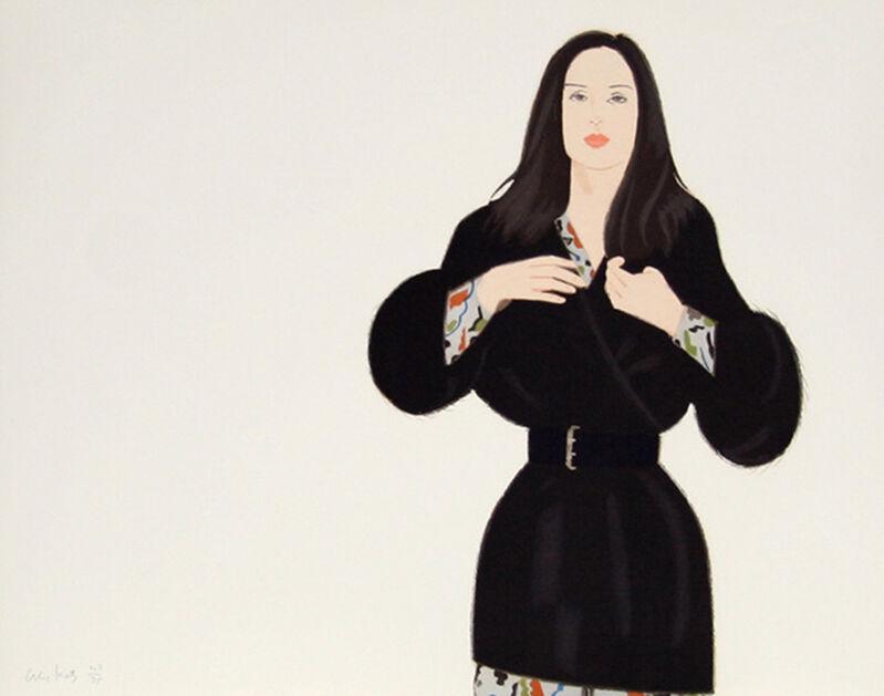Alex Katz, 'Maria II', 1993, Print, Etching and aquatint in colors on Wove paper, michael lisi / contemporary art
