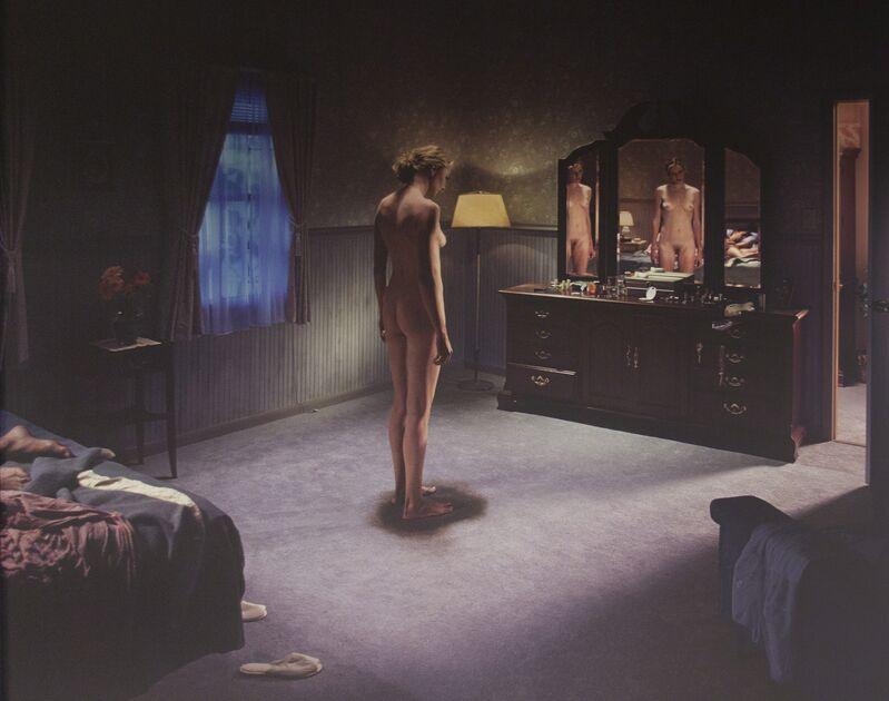 Gregory Crewdson, 'Untitled (woman stain)', 2001, Photography, Digital C-Print Mounted to Aluminum, Art Portfolio, Inc.