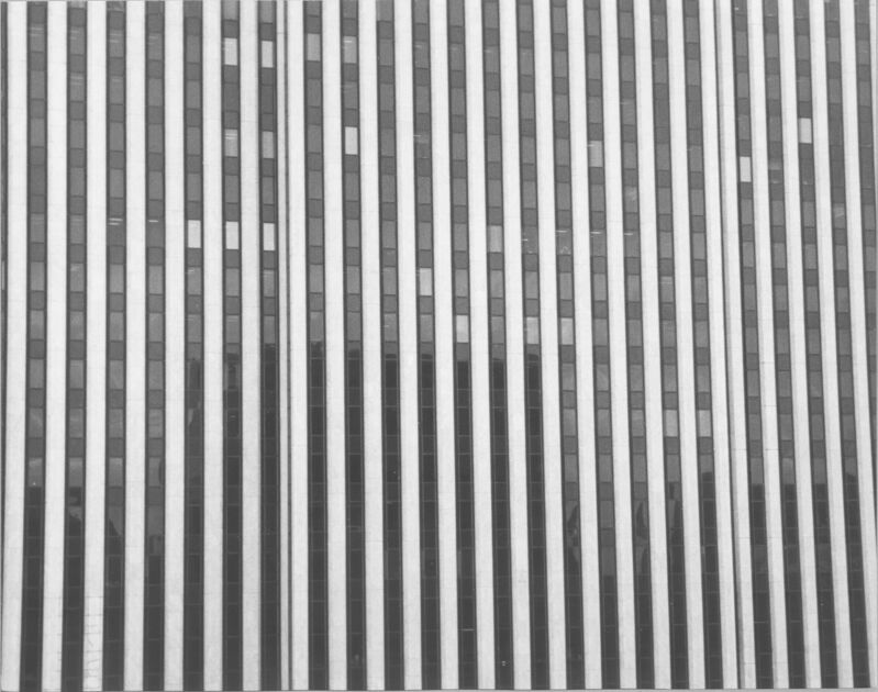 Andy Warhol, 'Building', ca. 1970, Photography, Silver gelatin print on paper, Galerie Andrea Caratsch