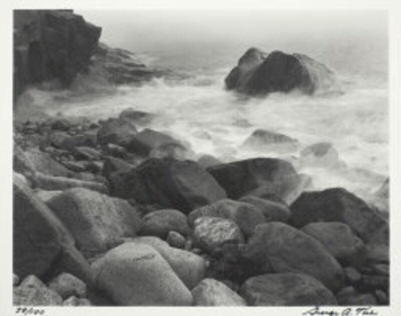 George Tice, 'Mount Desert Island, ME', 1970, Photography, Platinum Palladium Print, Gallery 270