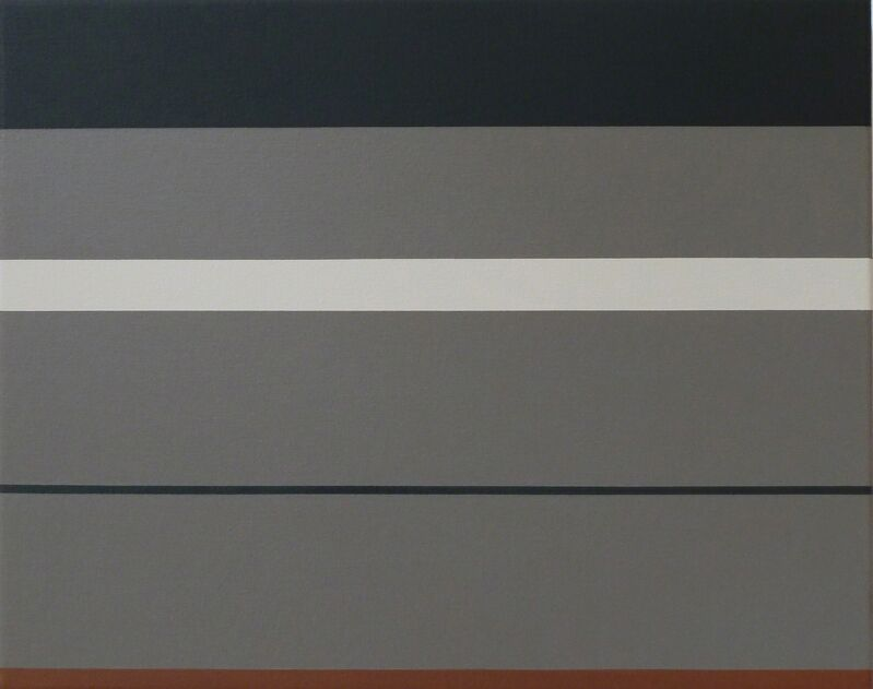 Frank Badur, '#11-17', 2011, Painting, Oil and alkyd on canvas, Margaret Thatcher Projects