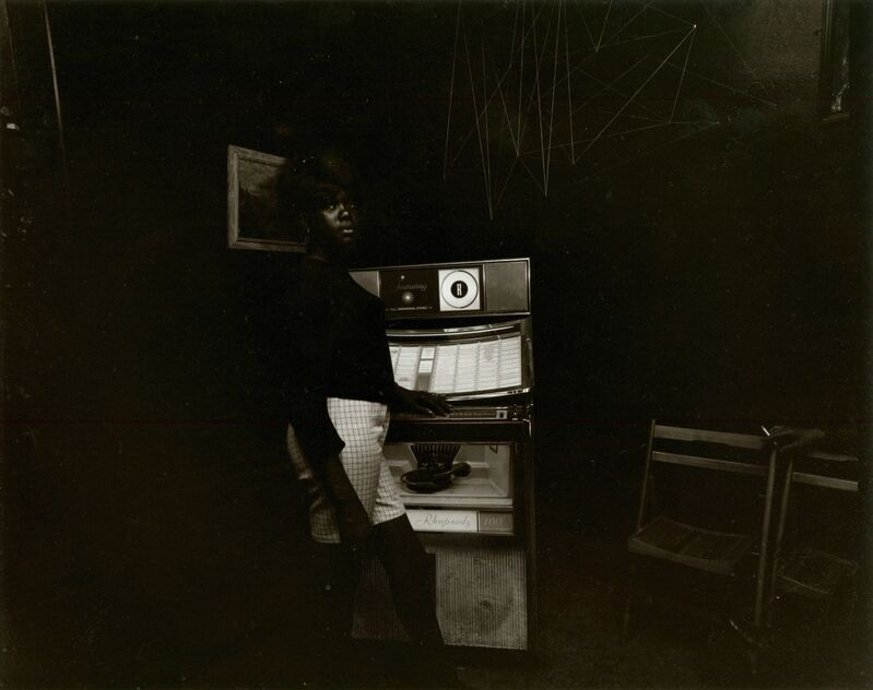 Bruce Davidson, 'East 100th Street', 1966-1968, Photography, Gelatin silver print, Robert Klein Gallery