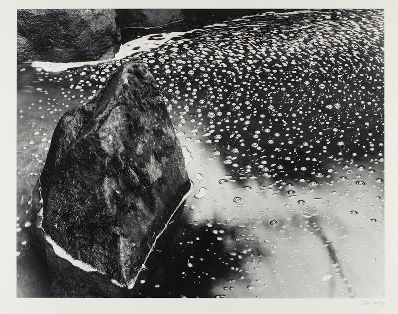 Stu Levy, 'Rock & Pond, Portland', 1988, Photography, Silver Gelatin, Gallery 270