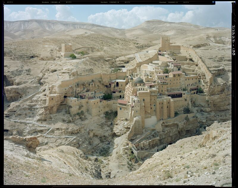 Stephen Shore, 'St. SabasMonastery, Judean Desert', 2009, Photography, Norton Museum of Art