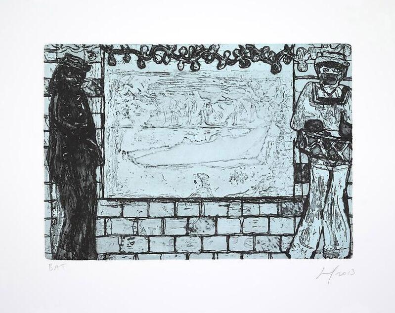 Peter Doig, 'Sea Lots', 2013, Print, Galerie Maximillian
