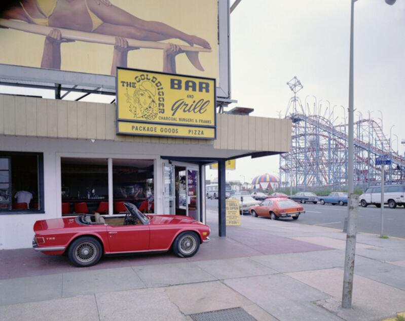 Joe Maloney, 'Gold Digger, Asbury Park, New Jersey', 1980, Photography, Archival pigment print, Rick Wester Fine Art