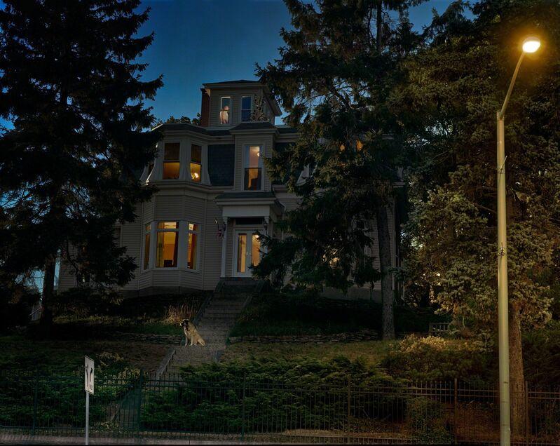 Gail Albert Halaban, 'Haskell's House', 2010, Photography, Archival pigment print, Jackson Fine Art