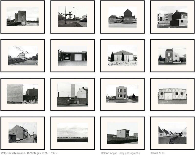Wilhelm Schürmann, '16 vintages ', 1976-1977, Photography, Silvergelatine, only photography