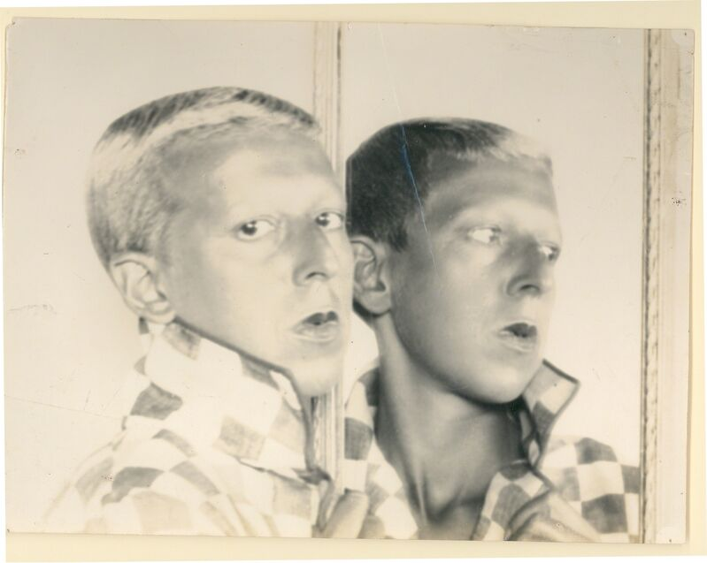 Claude Cahun, 'Self Portrait, 1928', Photography, East Gallery at Norwich University of the Arts (NUA)