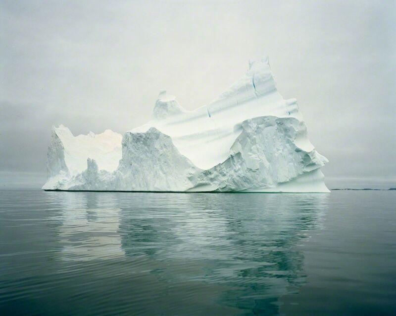"Olaf Otto Becker, 'Upernavik, 07/2006, 72° 47' 19"" N, 56° 10' 94"" W', 2006, Photography, Pigment print on aludibond, Galerie Nikolaus Ruzicska"