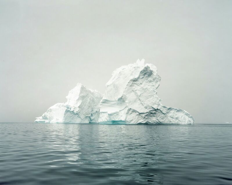 Olaf Otto Becker, 'Ilulissat 20, 07/2013', 2013, Photography, Pigment print on aludibond, Galerie Nikolaus Ruzicska