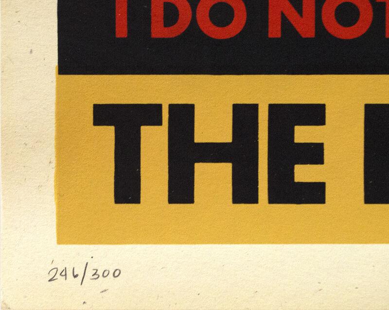 Shepard Fairey, 'World Odor', 2004, Print, Screenprint on paper, Heather James Fine Art