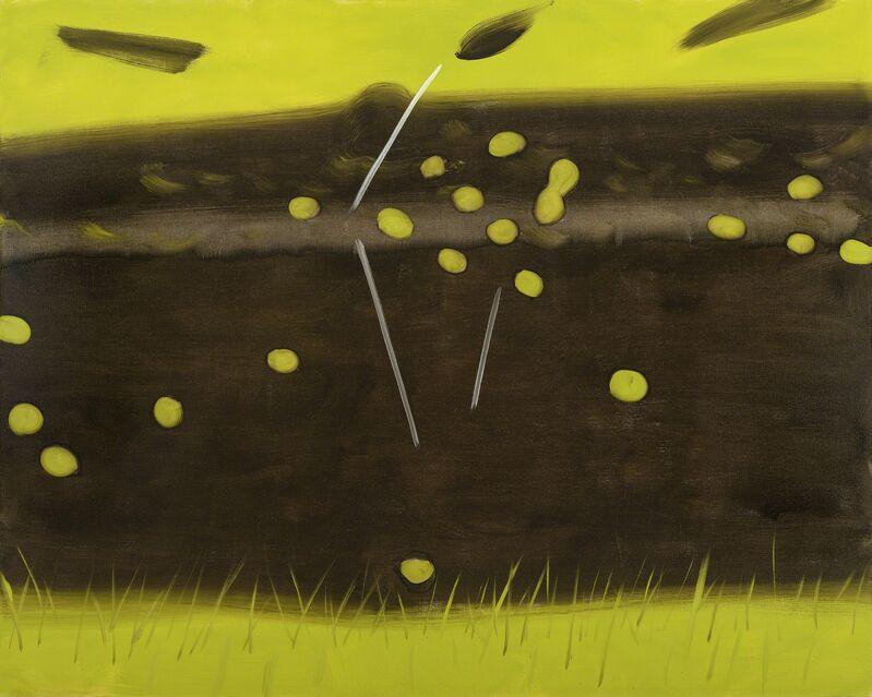 Alex Katz, 'Black Brook 18', 2014, Painting, Oil on linen, Serpentine Galleries