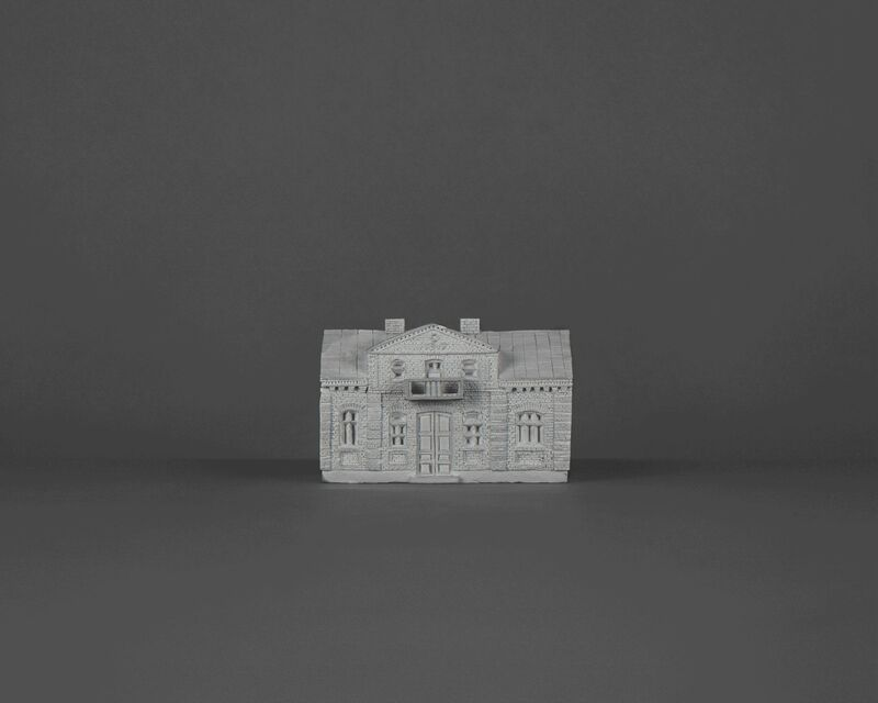 Indrė Šerpytytė, '27 Vilniaus street, Alytus from the series (1944 – 1991) Former NKVD-MVD-MGB-KGB Buildings', 2014, Photography, Gelatin silver print, The Museum of Modern Art