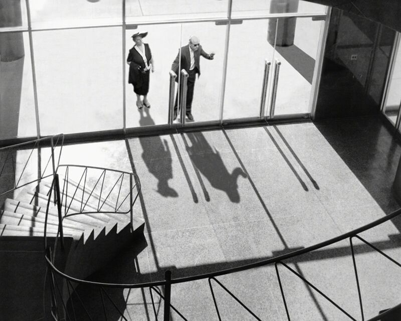 David Claerbout, 'The Shadow Piece', 2005, Video/Film/Animation, Video, black and white, sound, Stedelijk Museum Amsterdam
