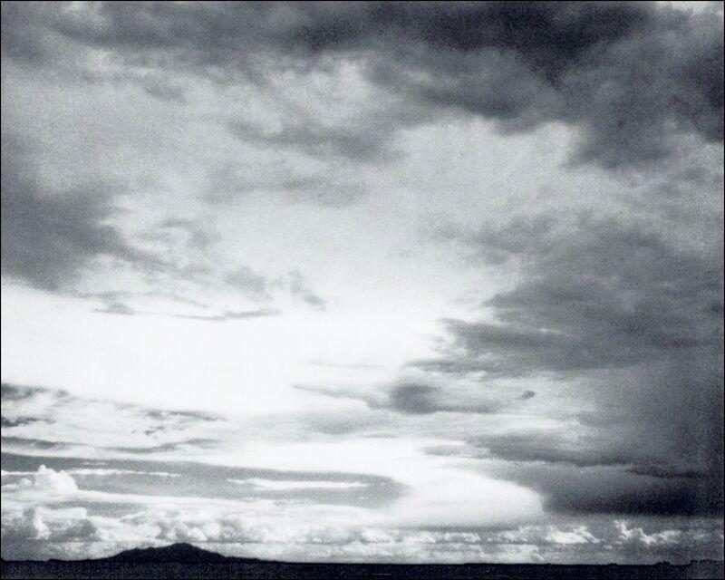 Donald Woodman, 'Cloud 13', 1997, Photography, Iris print on Chine-collé, Donald Woodman Studio