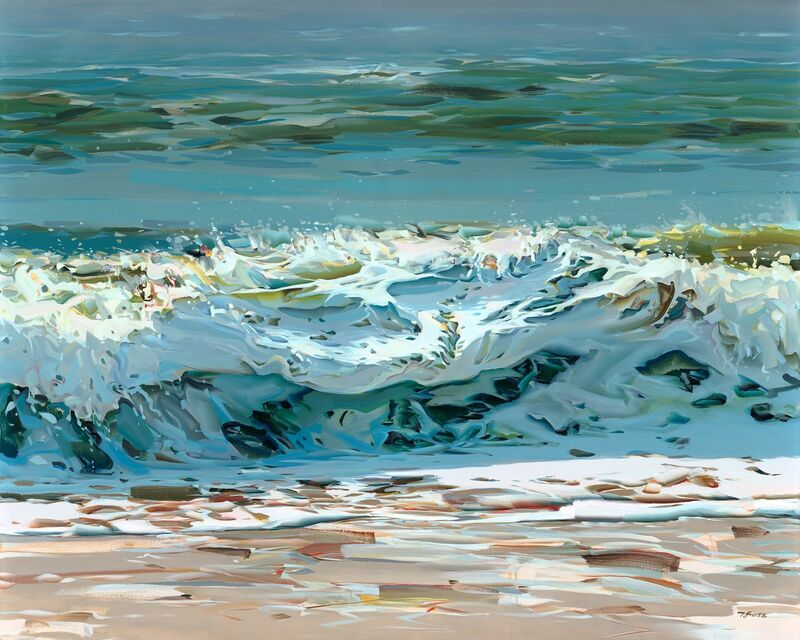 Josef Kote, 'Enlightened Perspective', 2021, Painting, Acrylic on Canvas, Onessimo Fine Art