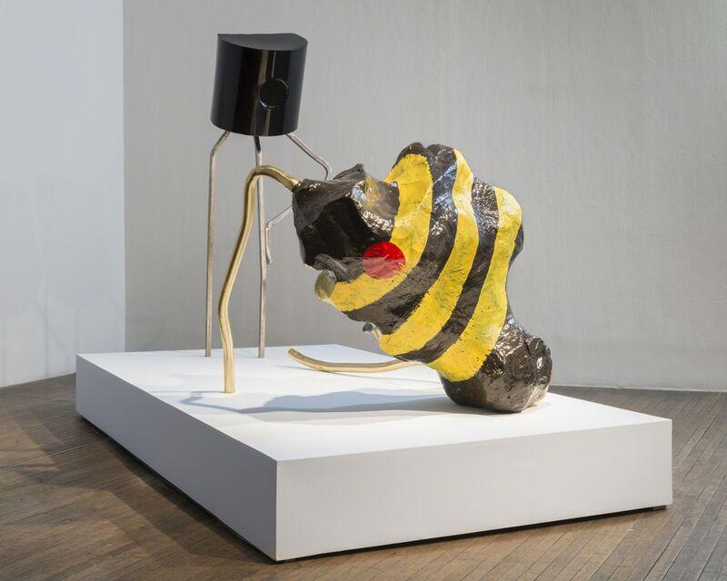 Kelly Heaton, 'Colony Collapse Disorder', 2015, Sculpture, Mixed media, Ronald Feldman Gallery