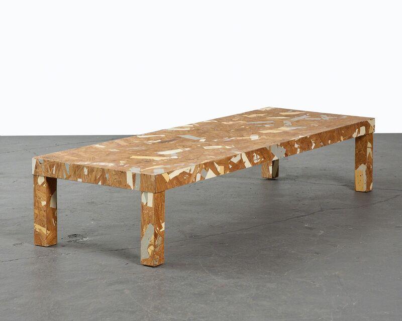 "Humberto and Fernando Campana, '""Celia"" series coffee table', 2002/2003, Design/Decorative Art, Wood, R & Company"