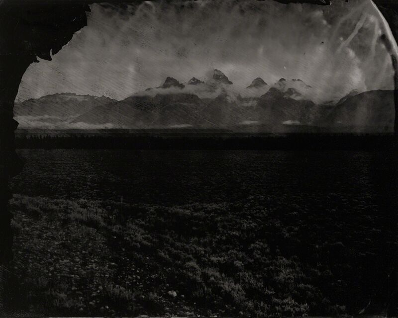 Eric Overton, 'Grand Tetons #2', 2016, Photography, Pigment print on baryta paper diasec mounted, Modern West