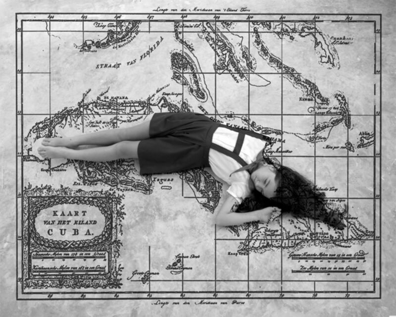 Sandra Ramos, 'Untitled', 2017, Photography, Photo collage, Pan American Art Projects