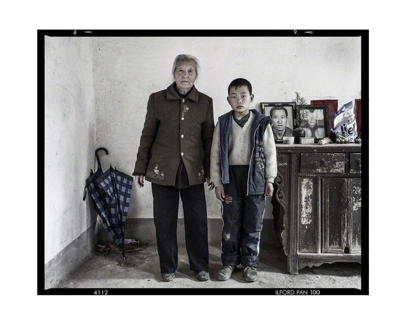 Jiang Jian 姜健, 'Ji Gaojie, Dengfeng', 2009, Photography, Digital Pigment Print, Galerie Julian Sander