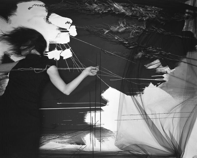 Lauren Semivan, 'The Plumb Line', 2014, Photography, Archival ink print, Benrubi Gallery