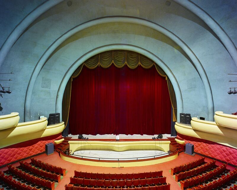 David Burdeny, 'Teatro America', 2014, Photography, Épreuve couleur / C-print, Galerie de Bellefeuille