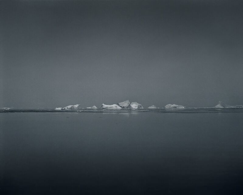 Tiina Itkonen, 'Freezing Sea, Qaanaaq', 2005, Photography, Pigment print, MAKASIINI CONTEMPORARY