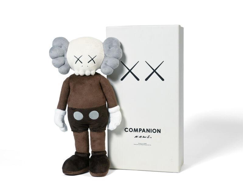 KAWS, 'COMPANION (Plush)', 2015, Textile Arts, Polyester plush, DIGARD AUCTION