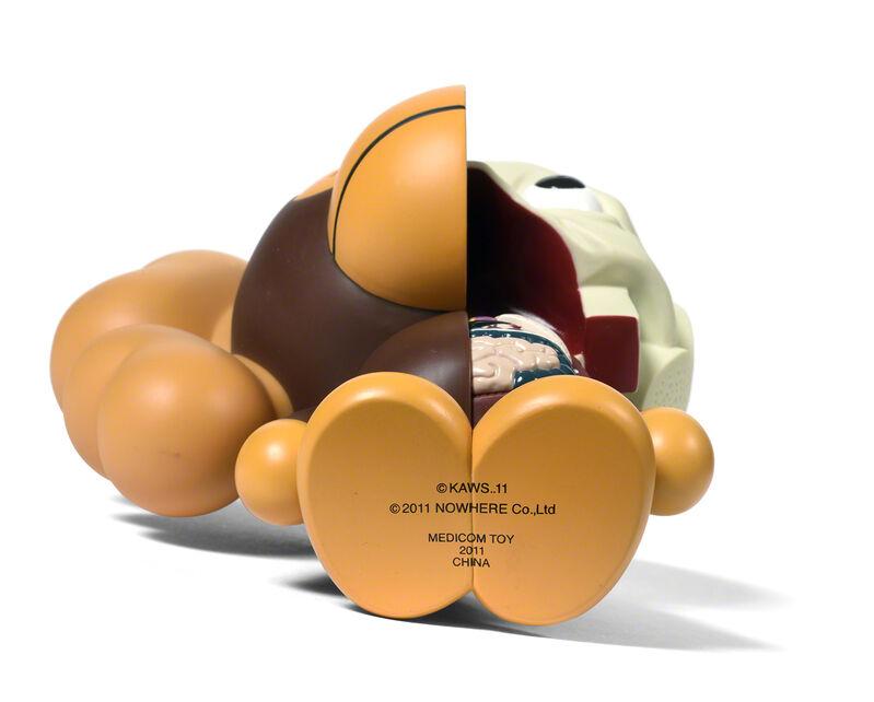 KAWS, 'DISSECTED MILO (Brown)', 2011, Sculpture, Painted cast vinyl, DIGARD AUCTION