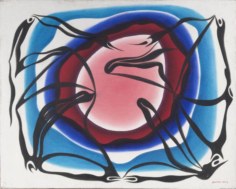 Paulina Peavy, 'Phantasma 55', c. 1980, Painting, Oil on canvas, Andrew Edlin Gallery