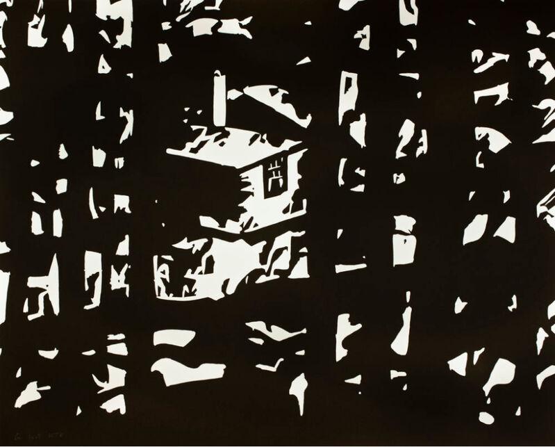 Alex Katz, 'Alex Katz, Maine Woods 3', 2016, Print, Woodblock on paper, Oliver Cole Gallery