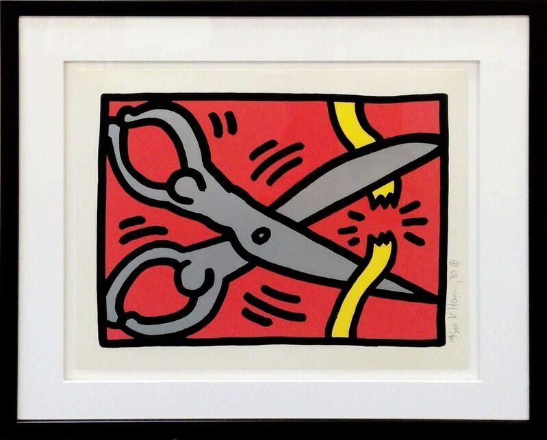 Keith Haring, 'POP SHOP III (2)', 1989, Print, SCEENPRINT, Gallery Art