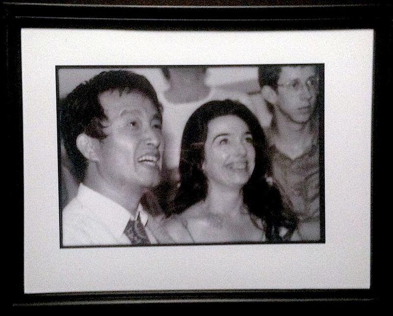Paul Garrin, 'Nam June Paik & Charlotte Moormon, Whitney Museum', 1982, Photography, Archival pigment print, IFAC Arts