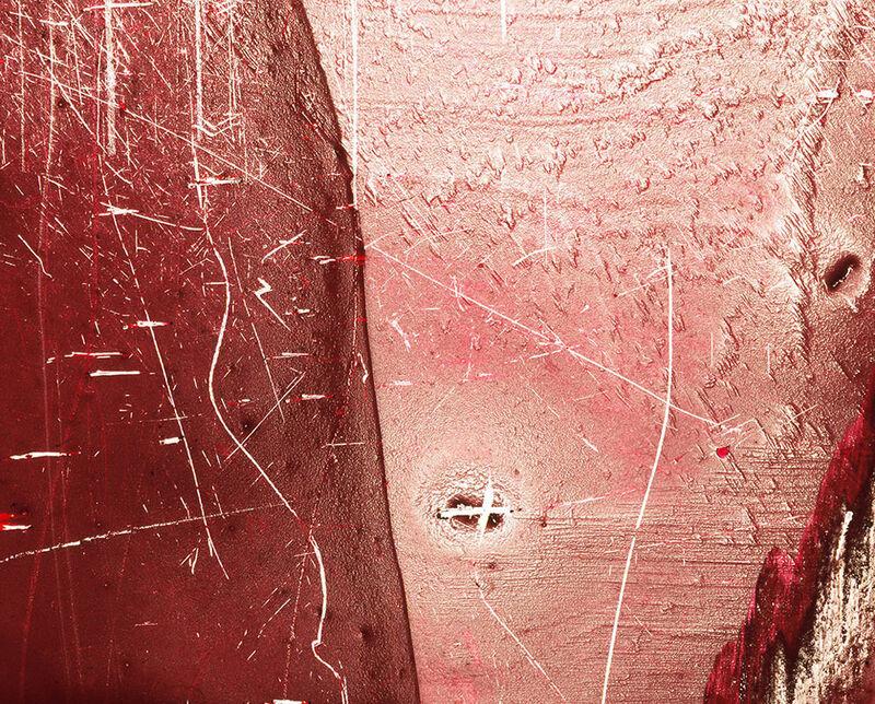 James Godman, '070614 (Abstract Photography)', 2007, Photography, Archival pigment print on  wood panel, IdeelArt