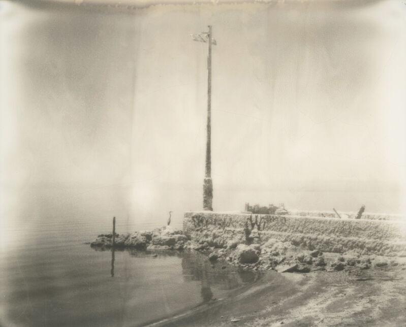 Stefanie Schneider, 'Salton Sea Harbour (California Badlands)', 2016, Photography, Digital C-Print, based on a Polaroid, Instantdreams
