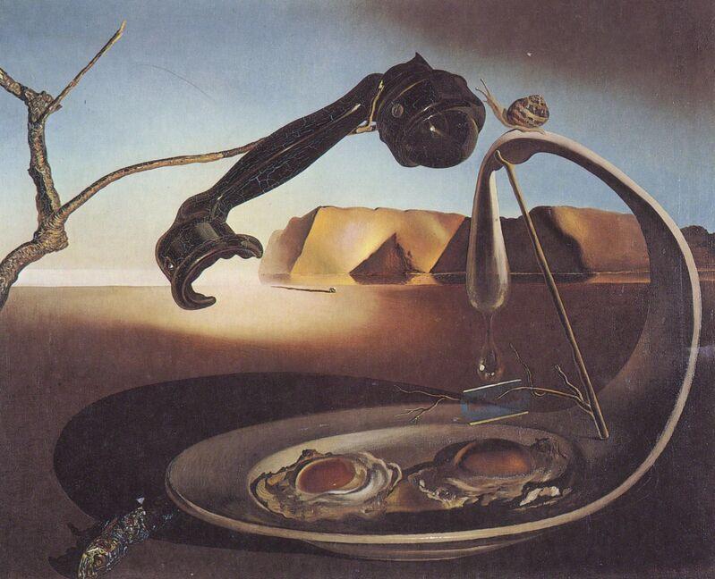 Salvador Dalí, 'Le Moment Sublime (The Sublime Moment)', 1971, Sculpture, Polychrome Bronze, Robin Rile Fine Art