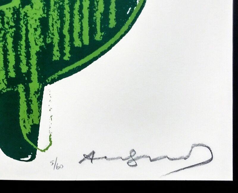 Andy Warhol, '$ (QUADRANT) FS II.284', 1982, Print, SCREENPRINT ON LENOX MUSEUM BOARD, Gallery Art