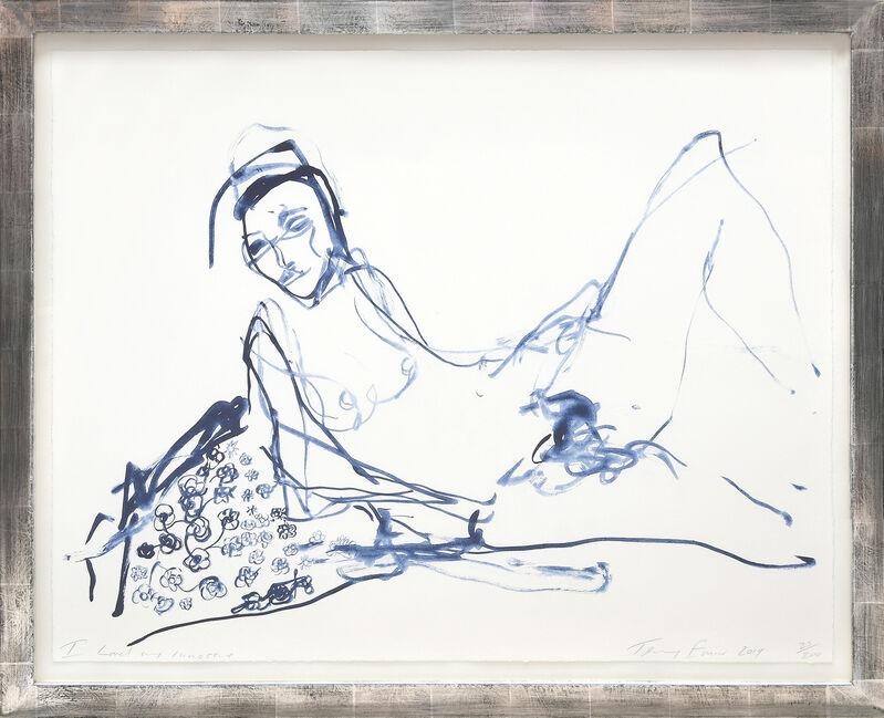 Tracey Emin, 'I Loved My Innocence.', 2019, Print, Lithograph on Somerset Velvet Warm White 400 gsm paper, Peter Harrington Gallery