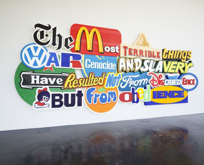 Jani Leinonen, 'The Most Terrible Things', 2015, Sculpture, Acrylic on polystyrene, Kiasma Museum of Contemporary Art