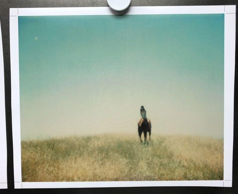 Stefanie Schneider, ''Renée's Dream' no. 6 (Days of Heaven) ', 2005, Photography, Digital C-Print, based on a Polaroid, Instantdreams
