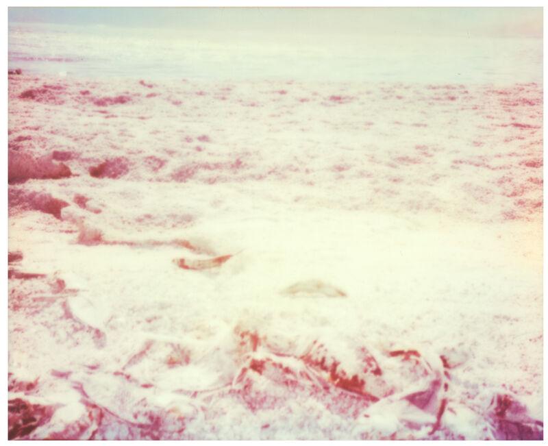 Stefanie Schneider, 'Broken Promises (California Badlands)', 2016, Photography, Digital C-Print, based on a Polaroid, Instantdreams
