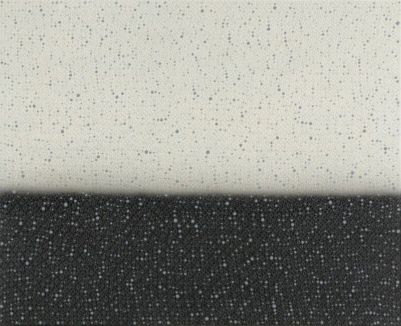Teo Gonzalez, 'Untitled #672', 2014, Painting, Acrylic on canvas over board, Brian Gross Fine Art