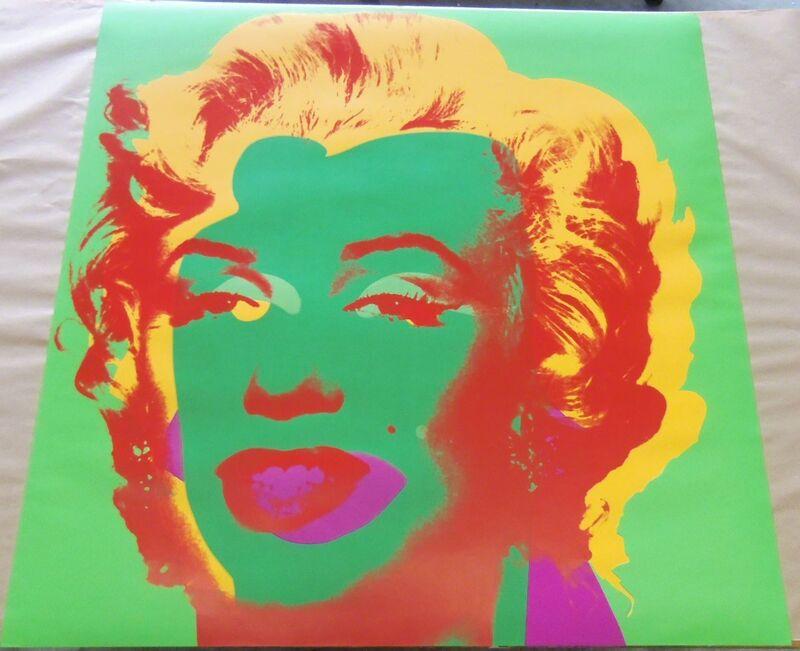 Andy Warhol, 'Marilyn Monroe (FS II.25) ', 1967, Print, Screenprint on Paper, Revolver Gallery