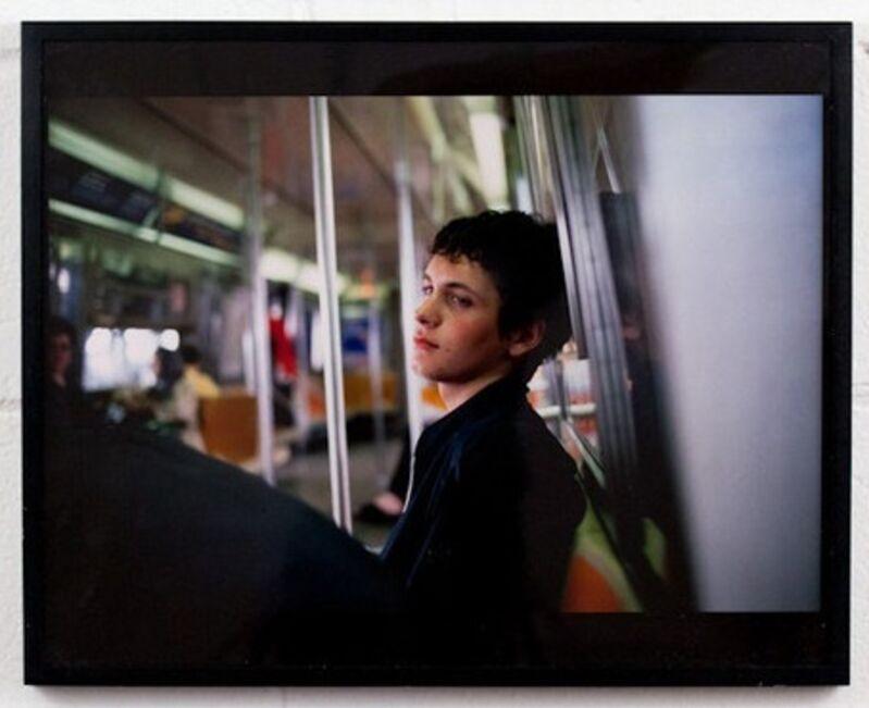 Nan Goldin, 'Simon on the Subway, NYC', 1998, Photography, C print photograph, Caviar20