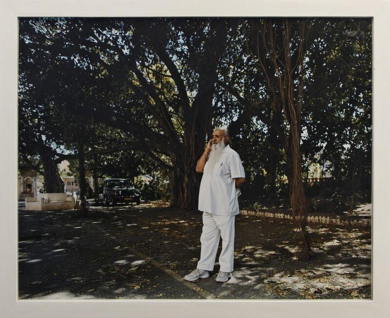 Bharat Sikka, 'Maharaja Jamnagar', 2006, Photography, Archival inkjet print, Nature Morte