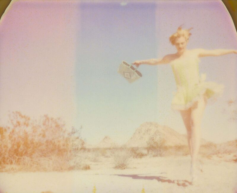 Stefanie Schneider, 'The Sound of Music (29 Palms, CA) - analog, mounted, based on a Polaroid', 2007, Photography, Analog C-Print, hand-printed by the artist on Fuji Crystal Archive Paper, based on a Polaroid, mounted on Aluminum with matte UV-Protection, Instantdreams